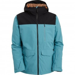 BILLABONG All Day - Men's Snow Jacket - Spray Blue