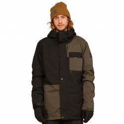 BILLABONG Arcade - Men's Snow Jacket - Black