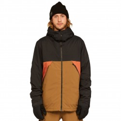 BILLABONG Collection Expedition - Men's Snow Jacket - Ermine