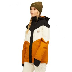 BILLABONG Good Life - Γυναικείο Snow Jacket - Brown