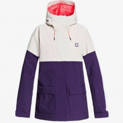 DC Cruiser - Women's Snow Jacket - Gray Morn