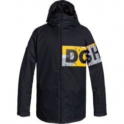 DC Propaganda - Men's Snow Jacket - Black