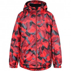 ICEPEAK HEMAN - Παιδικό Snow Jacket - Red