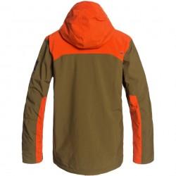 QUIKSILVER Cordillera - Ανδρικό Snow Jacket - Military Olive