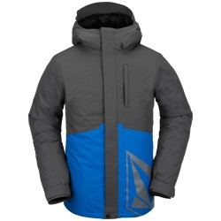 VOLCOM 17Forty Insulated - Men's snow Jacket - Cyan Blue
