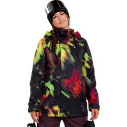 VOLCOM Westland - Women's Insulated snow Jacket - Acid Yellow