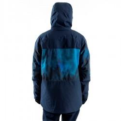 OAKLEY Cedar Ridge 2.0 Insulated 2L - Men's snow Jacket- Blue Forest