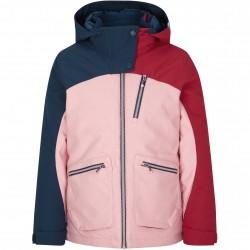 ZIENER Antalia - Junior Snow Jacket - Sugar Rose cord