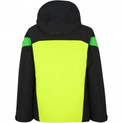 ZIENER Atla Junior - Junior Snow Jacket - Black