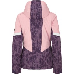 ZIENER Tahira Lady - Women's Snow Jacket - Violet Tie Dye
