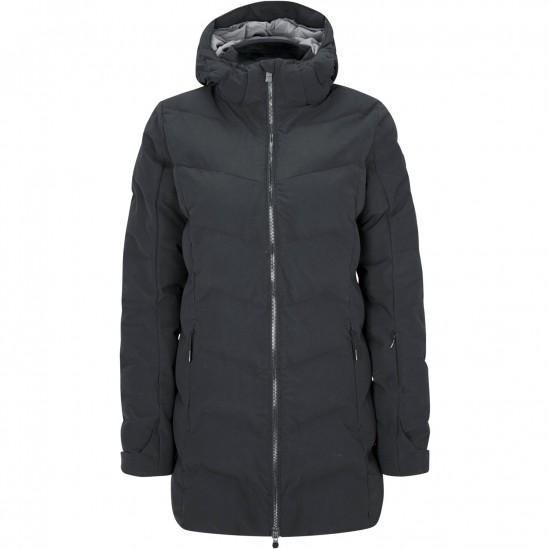 ZIENER Tamarini Long - Women's Snow Jacket - Black