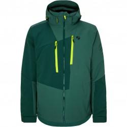 ZIENER Tebulo - Men's Ski Jacket - Green Mountain
