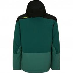 ZIENER Tintu - Men's Ski Jacket - Green Mountain