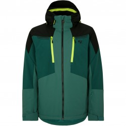 ZIENER Tintu - Ανδρικό Μπουφάν Ski - Green Mountain