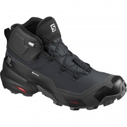 SALOMON CROSS HIKE MID GORE-TEX® -  Phantom/Black/ Ebony