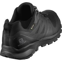 SALOMON XA ROGG GTX- Men's shoes - Black/Black/Black