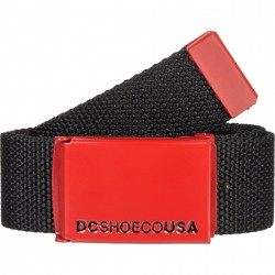 DC Web - Webbing Belt 2 - Racing Red