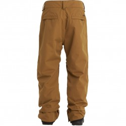 Billabong Tuck Knee - Men's Snow Pants - Ermine