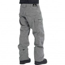 BURTON Insulated Covert -  Men's Snow Pant - Keef Heather