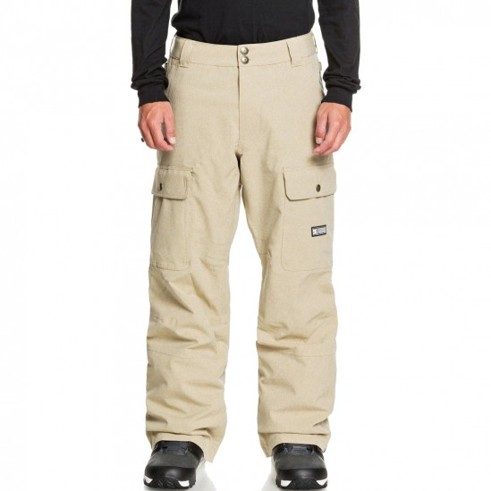 DC Code - Men's Shell snow pants - Twill