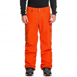 QUIKSILVER Porter - Men's Snow Pants - Pureed Pumkin