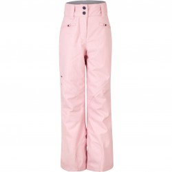 ZIENER Alin - Παιδικό παντελόνι ski/snowboard - Sugar Rose Cord