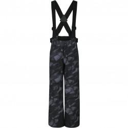 ZIENER Arisu - Παιδικό παντελόνι ski/snowboard - Black Mountain Camo
