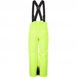 ZIENER Arisu - Παιδικό παντελόνι ski/snowboard - Poison Yellow