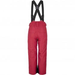 ZIENER Arisu - Παιδικό παντελόνι ski/snowboard - Red Pepper