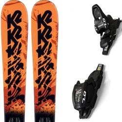 K2 Juvy Junior Ski + MARKER FDT 7.0