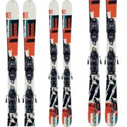 K2 Juvy + MARKER FDT 7.0 - Παιδικό set Ski