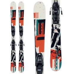 K2 Juvy + MARKER FDT 4.5 - Παιδικό set Ski