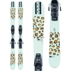 K2 Missy + MARKER FDT 4.5 - Παιδικό set Ski