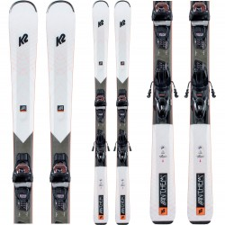 K2 Anthem 76x Γυναικεία Skis ​+ ER3 10 Compact Quikclik Bindings 2021