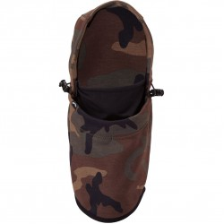 BILLABONG Hunter - Water-Resistant Hood for Men - Woodland Camo