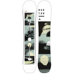 BURTON Flight Attendant Camber Wide - Men's Snowboard 2021