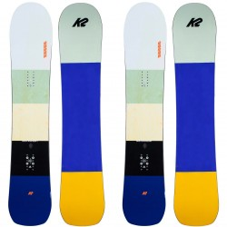 K2 Instrument Men's snowboard 2021