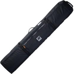 K2 Roller ski Bag - Βαλίτσα σκι με ρόδες - Black