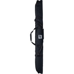 K2 Single Padded ski Bag - Ενισχυμένη τσάντα μεταφοράς σκι - Black