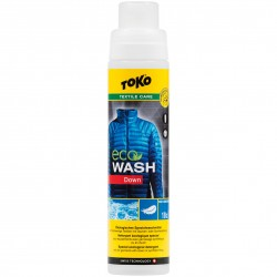 TOKO Eco Down Wash 250ml - Aπορρυπαντικό για πούπουλο ή συνθετικό γέμισμα.