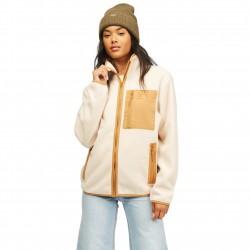 BILLABONG Switchback Full Zip - Fleece for Women - Whisper