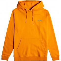 BILLABONG Arch Wave - Hoodie for Men - Dusty Orange