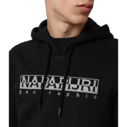 NAPAPIJRI Berber Hoodie 2 - Ανδρικό Φούτερ - Black