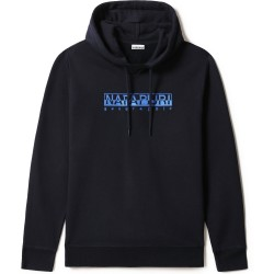 NAPAPIJRI Berber Hoodie 2 - Ανδρικό Φούτερ - Blue Marine