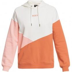 ROXY Hitch A Ride - Γυναικείο hoodie - Snow white