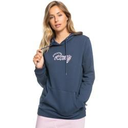 ROXY Right On Time - Γυναικείο hoodie - Mood Indigo