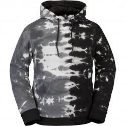VOLCOM Insulate Fleece Hoodie - Ανδρικό Φούτερ - Tie Dye