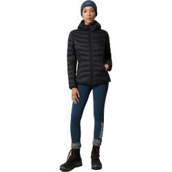 NAPAPIJRI Aerons Hood 1 - Γυναικείο κοντό μπουφάν - Black