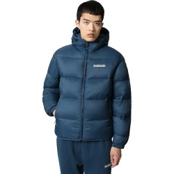 NAPAPIJRI Suomi Hood - Ανδρικό μπουφάν - Blue French