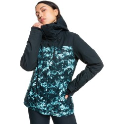 ROXY Jetty 3-in-1 - Γυναικείο Snow Jacket - True Black Akio